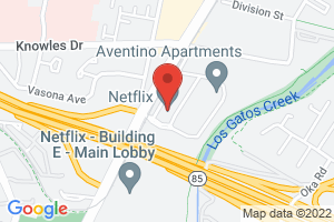Map image for Netflix