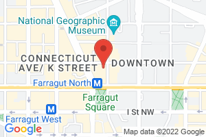 Map image for Daily Caller News Foundation