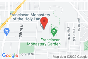 Map image for Franciscan Action Network