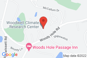 Map image for Woods Hole Research Center