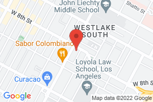 Map image for Legal Aid Foundation of Los Angeles