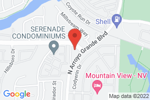 Map image for One APIA Nevada