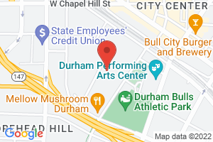Map image for Duke University