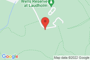 Map image for Laudholm Trust