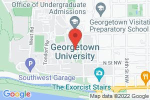 Map image for Georgetown University