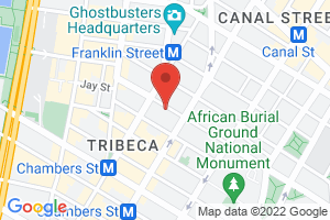 Map image for Legal Services NYC