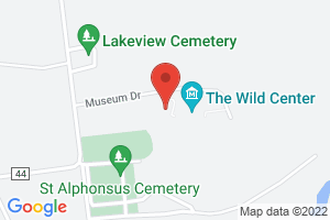 Map image for Wild Center
