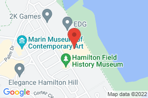 Map image for Marin Community Foundation