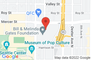 Map image for Bill and Melinda Gates Foundation