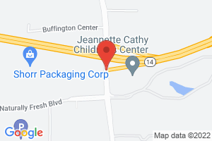 Map image for Chick-fil-A Foundation