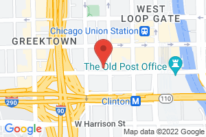 Map image for A Better Chicago