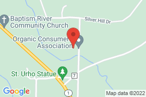 Map image for Organic Consumers Association