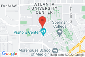 Map image for Morehouse College