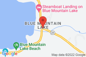Map image for Blue Mountain Center