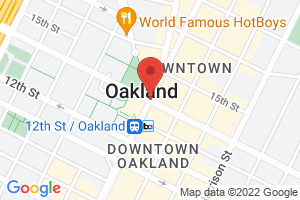 Map image for Oakland Institute
