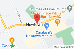 Map image for Newtown Action Alliance