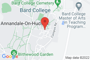 Map image for Bard College
