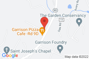 Map image for Garrison Institute