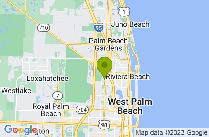 N Military Trail West Palm Beach Florida