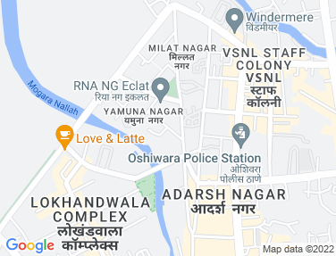 Location Map - Link Garden Tower, Andheri West