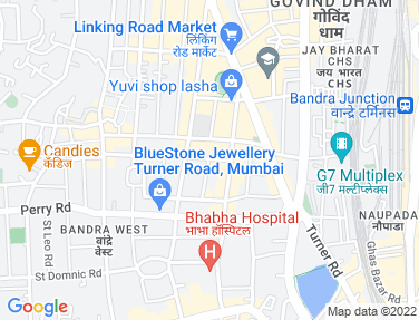 Flat on rent in New Hindustan Co-op Housing Society, Bandra West