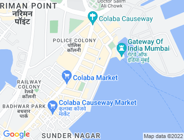 Flat on rent in Prince Court, Colaba