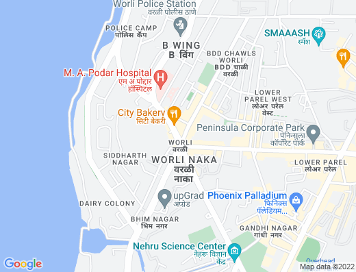 Flat on rent in Shivneri Society, Worli