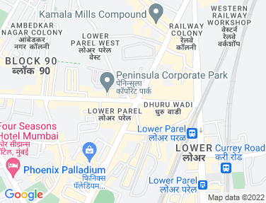 Office on rent in Peninsula Corporate Park, Lower Parel
