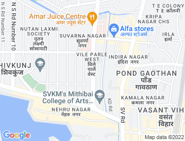 Flat for sale in Anugrah, Juhu