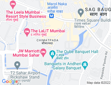 Location Map - Mittal Commercia, Andheri East