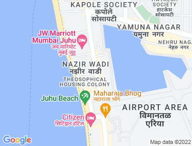 Flat for sale in Mermaid Apartments, Juhu