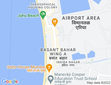 Flat on rent in Beach Heaven- I, Juhu
