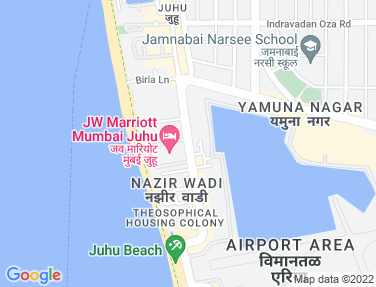 Flat on rent in Oyster shell II, Juhu