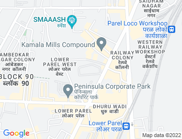 Office on rent in Vasan Udyog bhavan, Lower Parel
