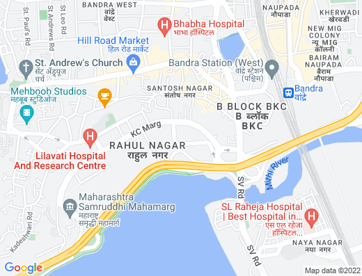 Flat on rent in Kamal Pushpa, Bandra West