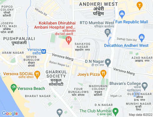 Flat on rent in Sanjeev Enclave, Andheri West