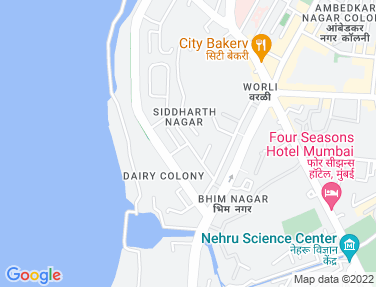 Flat on rent in Sibylle Apartment, Worli
