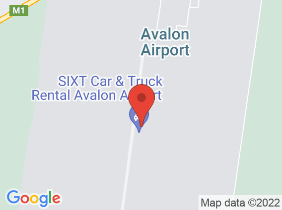 Avalon Airport – Free Delivery