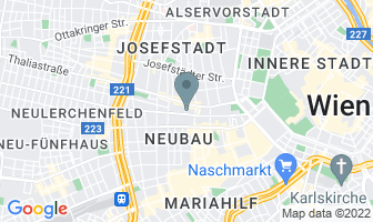 Karte des Todesortes von Otto Wagner