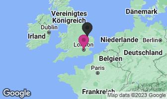 Karte des Geburtsortes von Georg V.