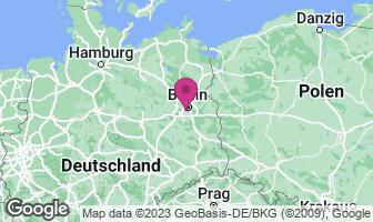 Karte des Geburtsortes von Marianne Rosenberg