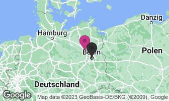 Karte des Geburtsortes von Theodor Fontane