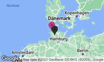 Karte des Geburtsortes von Theodor Storm