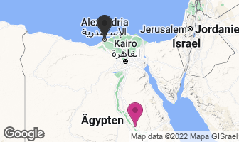 Karte des Geburtsortes von Claudius Ptolemäus