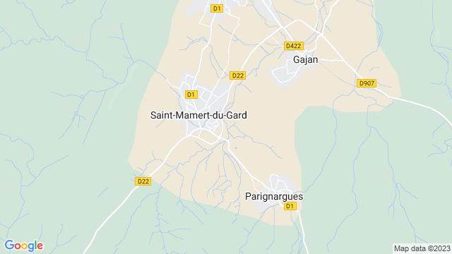 Saint-Mamert-du-Gard