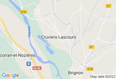 Cruviers-Lascours