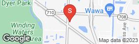 Location of Storage Rentals Of America #30 in google street view