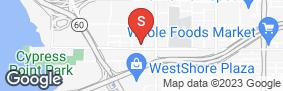 Location of My Neighborhood Storage Center Of Cypress in google street view