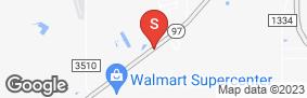 Location of Texas Mini Storage in google street view
