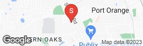 Location of All Aboard Storage - Nova in google street view